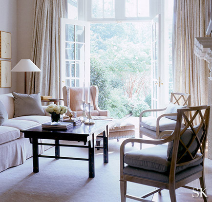 The riverly house suzanne kasler for Suzanne kasler inspired interiors