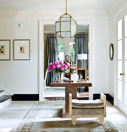 At home suzanne kasler for Suzanne kasler inspired interiors