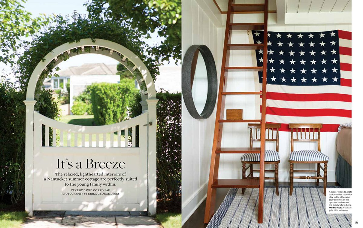 © Suzanne Kasler Interiors - 2020-06 New England Home