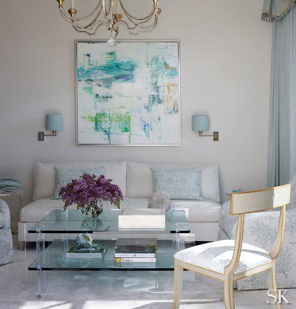 © Suzanne Kasler Interiors -- Naples