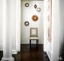 © Suzanne Kasler Interiors -- Tuxedo