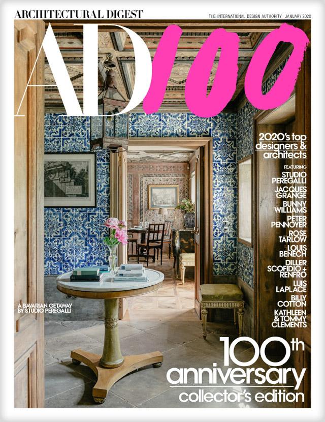 © Suzanne Kasler Interiors - 2020-01 Architectural Digest