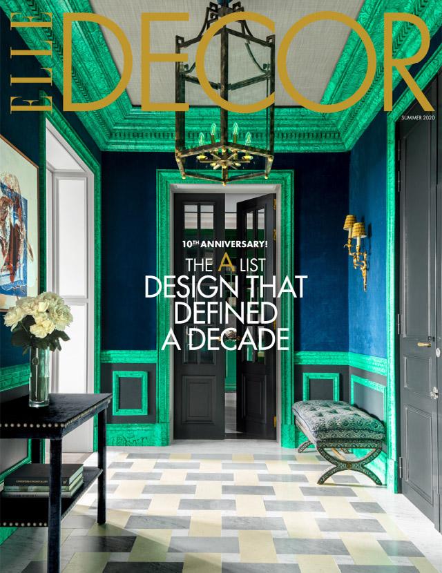 © Suzanne Kasler Interiors - 2020-05 Elle Decor